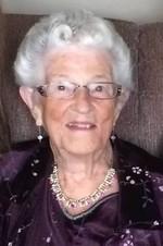 """Gladys """"Marjorie""""  Tanner"""